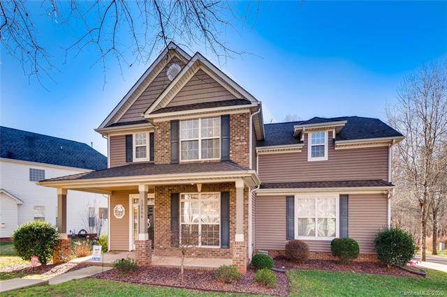 13006 Windy Lea Lane, Huntersville, NC 28078 (#3579561) :: Stephen Cooley Real Estate Group