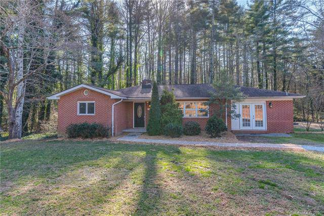 1210 W Blue Ridge Road, Flat Rock, NC 28731 (#3579597) :: Keller Williams Professionals