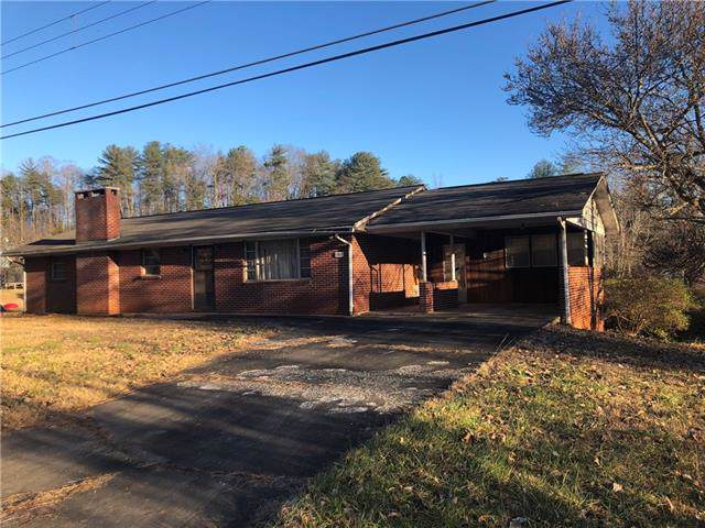 180 Wildwood Road, Lenoir, NC 28645 (#3579614) :: Homes Charlotte