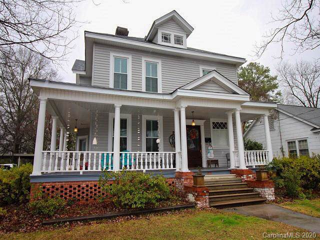 119 Foote Street, Chester, SC 29706 (#3579632) :: Stephen Cooley Real Estate Group
