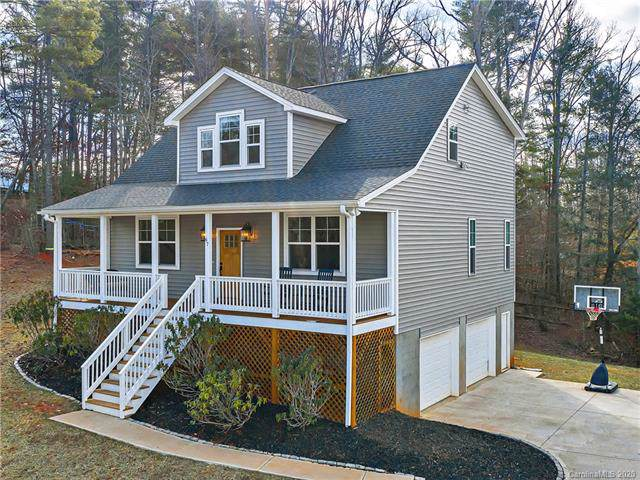 67 Locust Meadow Lane, Weaverville, NC 28787 (#3579641) :: Rowena Patton's All-Star Powerhouse