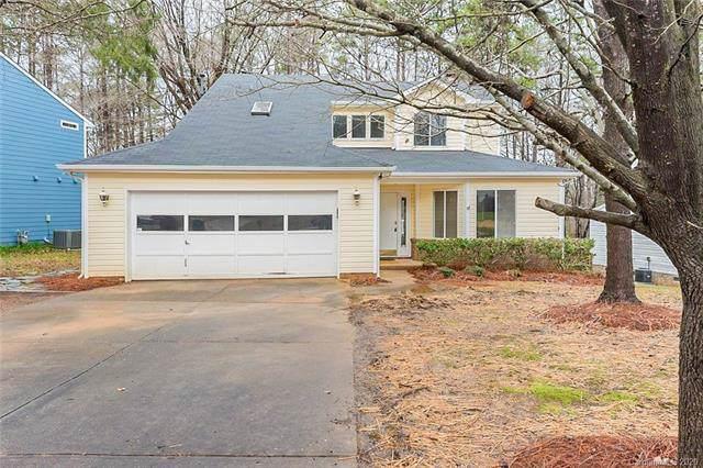 4415 Hounds Run Drive, Matthews, NC 28105 (#3579657) :: Stephen Cooley Real Estate Group
