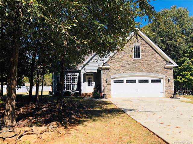 109 Fern Haven Lane, Mocksville, NC 27028 (#3579700) :: Homes Charlotte