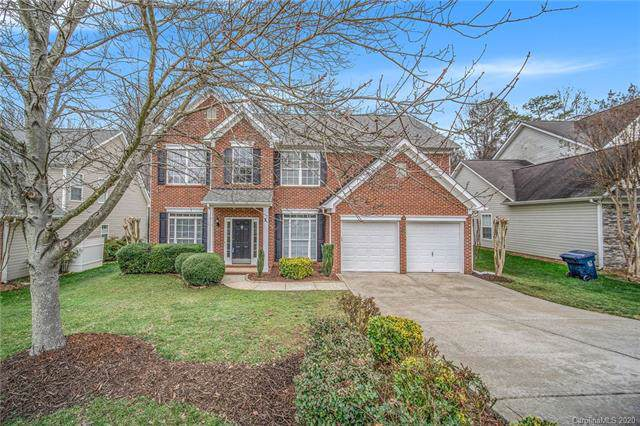 16028 Grafham Circle, Huntersville, NC 28078 (#3579708) :: Stephen Cooley Real Estate Group
