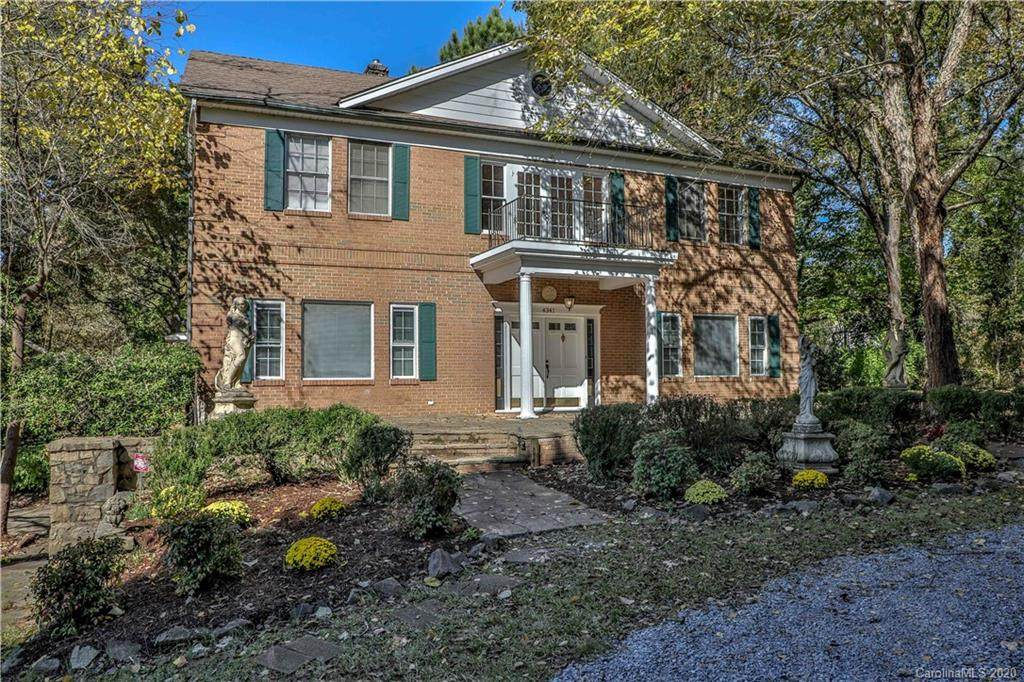 4341 Old Saybrook Court, Charlotte, NC 28211 (#3579724) :: Cloninger Properties