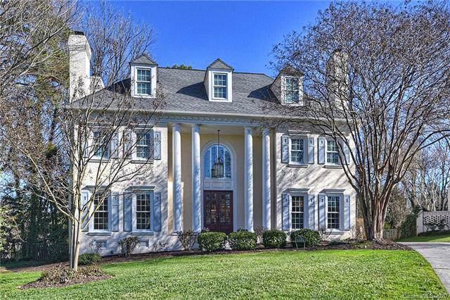 2110 Foxcroft Woods Lane, Charlotte, NC 28211 (#3579752) :: TeamHeidi®