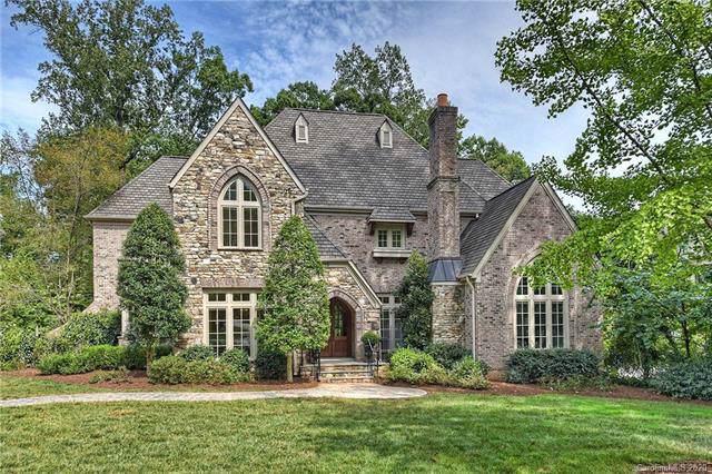 3919 Abingdon Road, Charlotte, NC 28211 (#3579778) :: Cloninger Properties