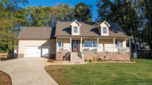 7985 Lakeview Drive, Denver, NC 28037 (#3579790) :: LePage Johnson Realty Group, LLC