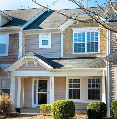 17755 Trolley Crossing Way, Cornelius, NC 28031 (#3579791) :: Stephen Cooley Real Estate Group