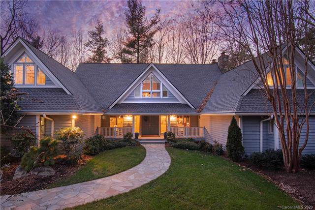 202 Chimney Crossing, Hendersonville, NC 28739 (#3579846) :: MartinGroup Properties