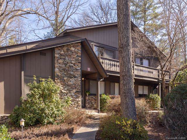 88 Laurelwood Circle W #10, Hendersonville, NC 28791 (#3579873) :: Caulder Realty and Land Co.