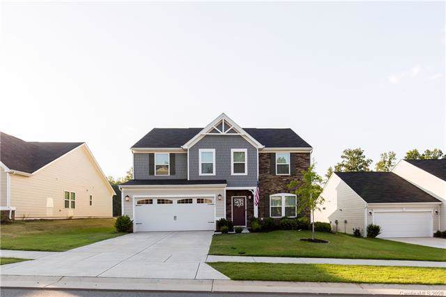 161 Stibbs Cross Road, Mooresville, NC 28115 (MLS #3579885) :: RE/MAX Impact Realty