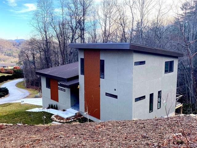0000 Country Ridge Road Lot 1, Laurel Park, NC 28739 (#3579957) :: Besecker Homes Team