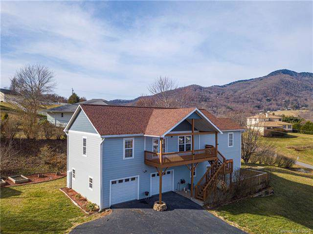 446 Orchard Drive, Waynesville, NC 28786 (#3579995) :: The Ramsey Group