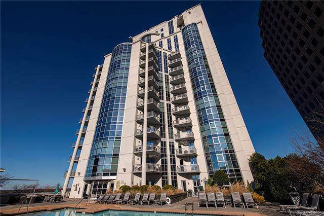333 W Trade Street #2102, Charlotte, NC 28202 (#3580009) :: MOVE Asheville Realty