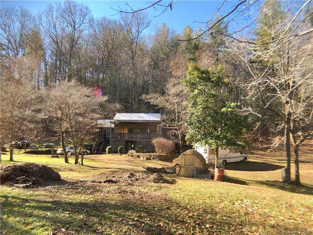 2455 Diamond Creek Road, Lake Toxaway, NC 28747 (#3580015) :: Keller Williams Professionals