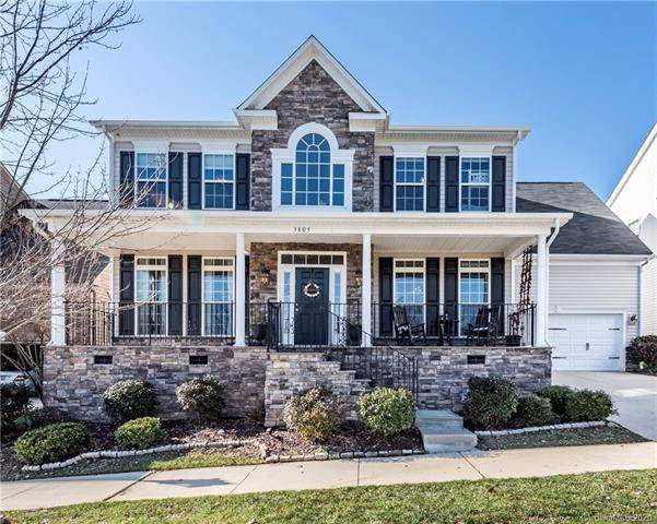 3805 Hill Tree Circle, Huntersville, NC 28078 (#3580068) :: Stephen Cooley Real Estate Group