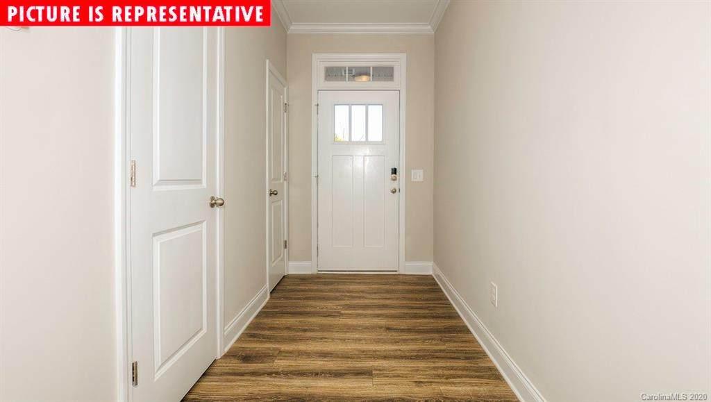 8611 Harris Lake Lane Lot 52, Charlotte, NC 28269 (#3580094) :: Carlyle Properties
