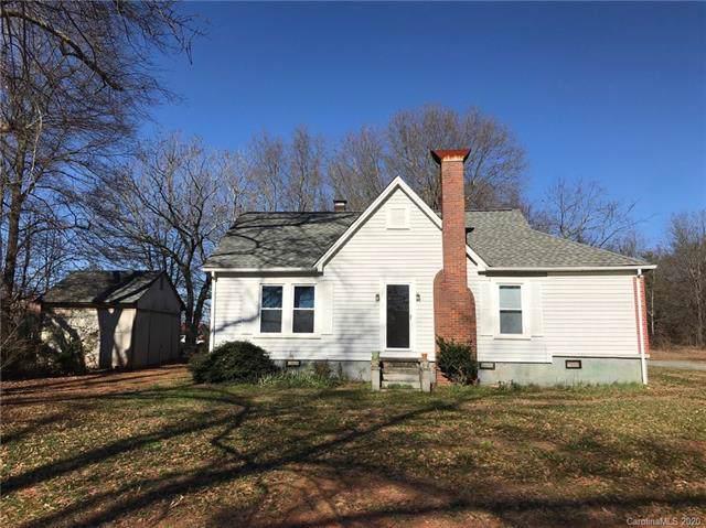 849 Webb Road, Ellenboro, NC 28040 (#3580099) :: Keller Williams Professionals