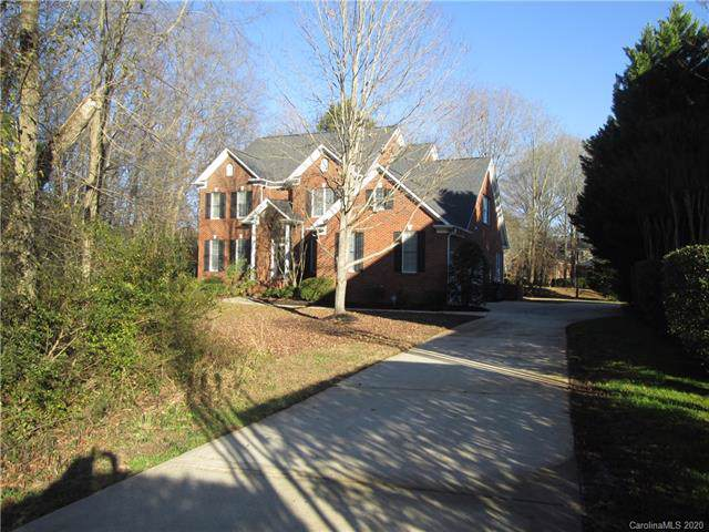 12671 Tom Short Road, Charlotte, NC 28277 (#3580155) :: Rinehart Realty