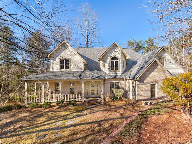 46 Valley Drive, Weaverville, NC 28787 (#3580177) :: Keller Williams Professionals