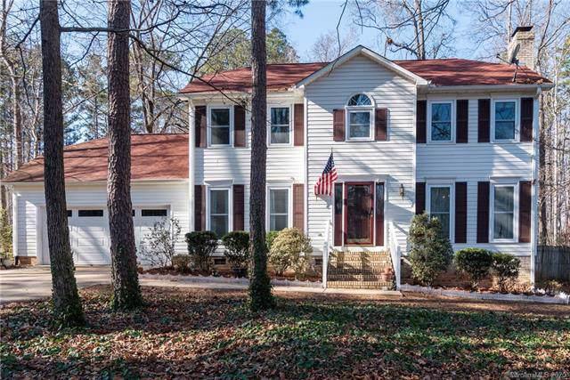 210 Timberlake Drive, Salisbury, NC 28147 (#3580181) :: Exit Realty Vistas