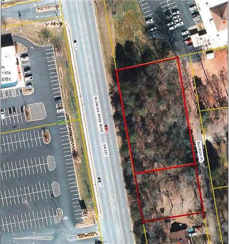 Lots 4 & 5 Ellison Place, Lenoir, NC 28645 (#3580200) :: MOVE Asheville Realty