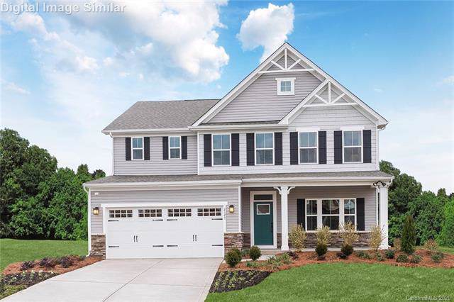 8605 Chapel Grove Crossing Drive #26, Huntersville, NC 28078 (#3580211) :: Stephen Cooley Real Estate Group