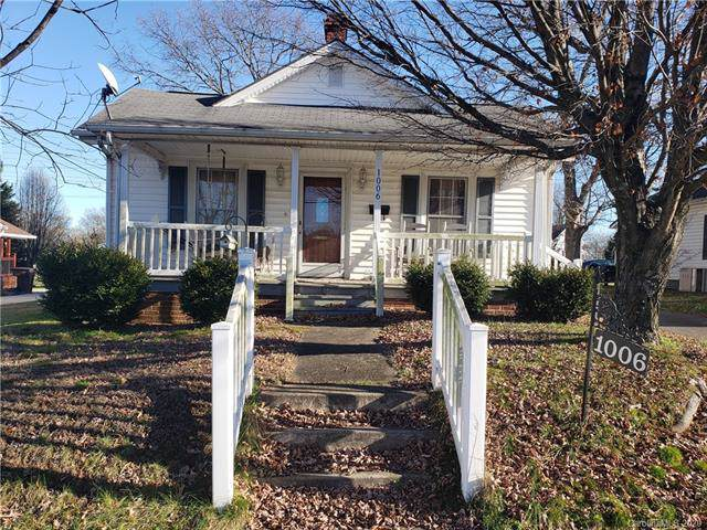 1006 N Ridge Avenue, Kannapolis, NC 28083 (#3580246) :: MOVE Asheville Realty
