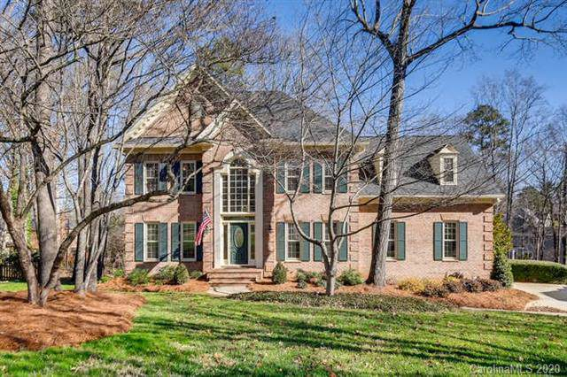 2311 Sweet Bay Lane, Matthews, NC 28105 (#3580364) :: Rinehart Realty
