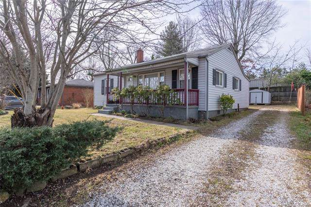 4 Grant Avenue, Asheville, NC 28803 (#3580388) :: Stephen Cooley Real Estate Group