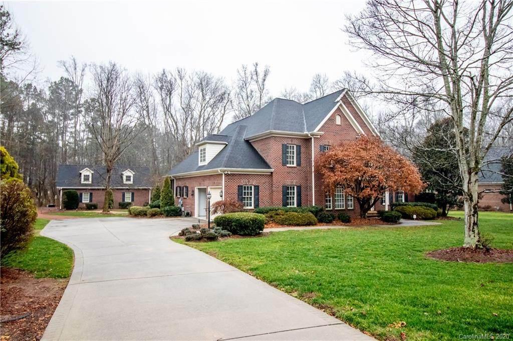 310 W Glenview Drive, Salisbury, NC 28147 (#3580417) :: Homes Charlotte