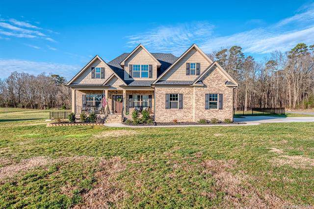 3609 Crow Road, Monroe, NC 28112 (#3580418) :: LePage Johnson Realty Group, LLC