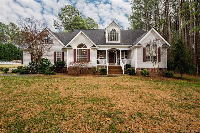 7034 Ridgeway Road, Stanley, NC 28037 (#3580450) :: Stephen Cooley Real Estate Group