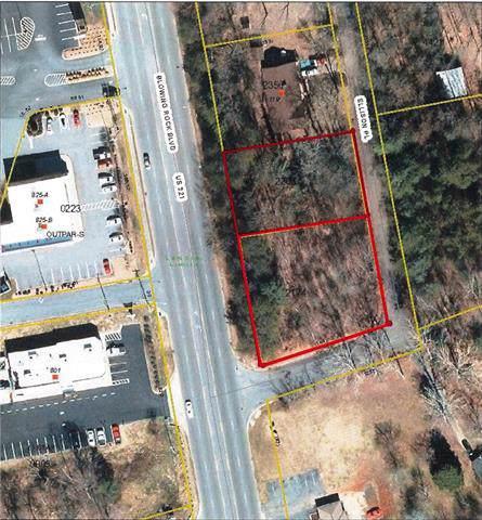 Lots 1 & 2 Ellison Place, Lenoir, NC 28645 (#3580473) :: MOVE Asheville Realty