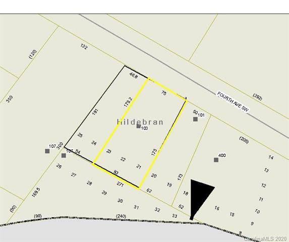 103, 105 Fourth Avenue SW, Hildebran, NC 28637 (#3580536) :: Rinehart Realty