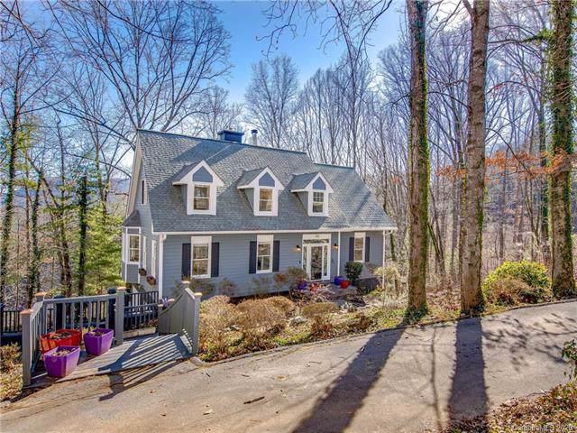 312 Ridge View Drive, Asheville, NC 28803 (#3580578) :: Keller Williams Professionals