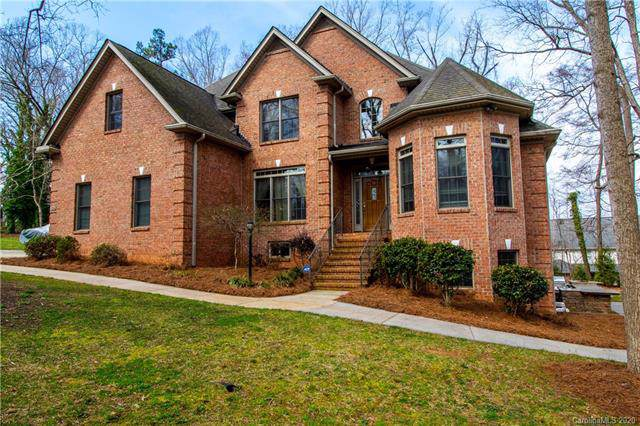 124 Blake Lane, Mooresville, NC 28117 (#3580611) :: LePage Johnson Realty Group, LLC