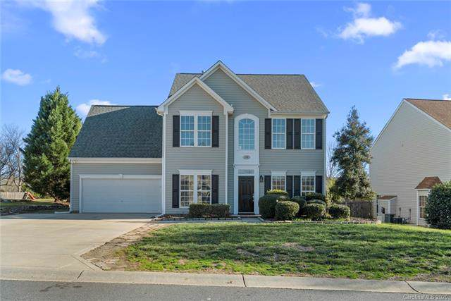 1508 Bayberry Place, Clover, SC 29710 (#3580612) :: Stephen Cooley Real Estate Group