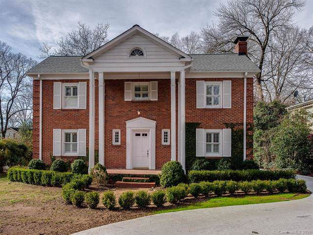 1226 Providence Road, Charlotte, NC 28207 (#3580674) :: LePage Johnson Realty Group, LLC