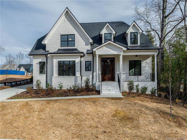 3102 Cramer Pond Drive, Charlotte, NC 28205 (#3580725) :: BluAxis Realty