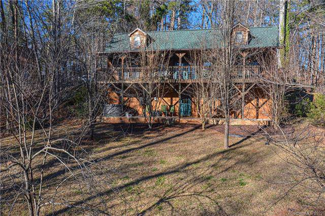 160 Wandering Lane, Lake Lure, NC 28746 (#3580899) :: Stephen Cooley Real Estate Group