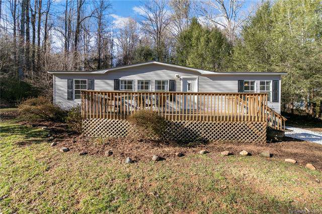 12 Warblers Nest #17, Swannanoa, NC 28778 (#3580914) :: MartinGroup Properties