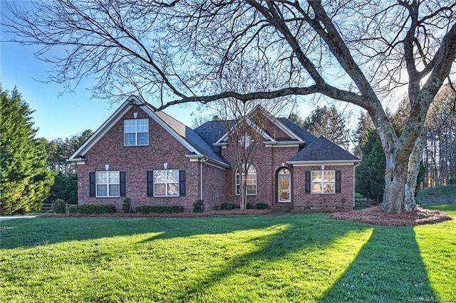 2805 Monterrey Lane, Monroe, NC 28110 (#3580918) :: Team Honeycutt