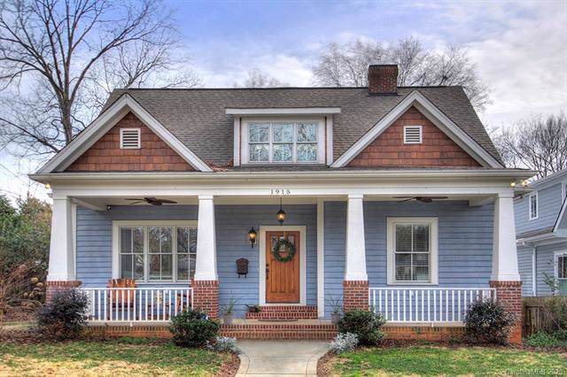 1915 Lyndhurst Avenue, Charlotte, NC 28203 (#3580947) :: LePage Johnson Realty Group, LLC