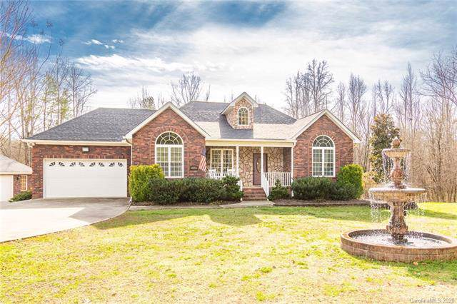 12455 Old Beatty Ford Road, Rockwell, NC 28138 (#3580960) :: The Ramsey Group