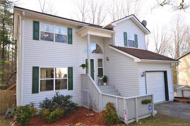 22 Tarragon Place, Flat Rock, NC 28731 (#3581022) :: Keller Williams Professionals