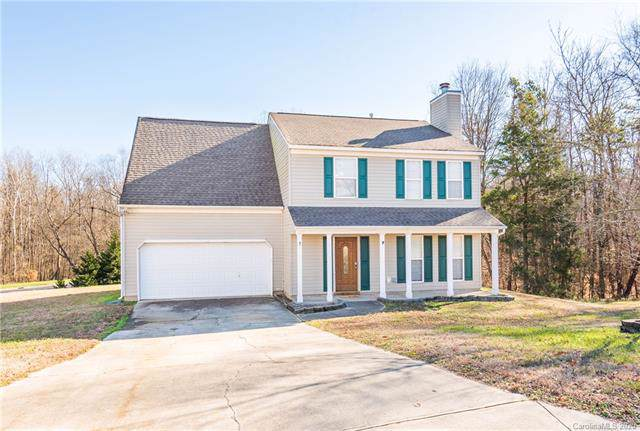 7604 Nicolette Court, Charlotte, NC 28215 (#3581158) :: BluAxis Realty