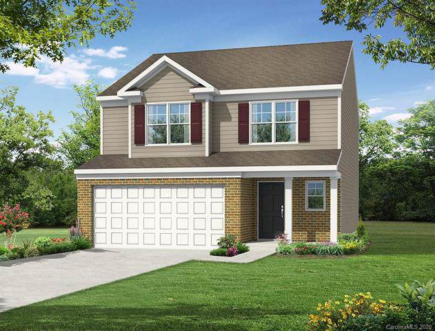Lot 127 Falls Lake Drive SW Lot 127, Concord, NC 28025 (#3581183) :: Stephen Cooley Real Estate Group
