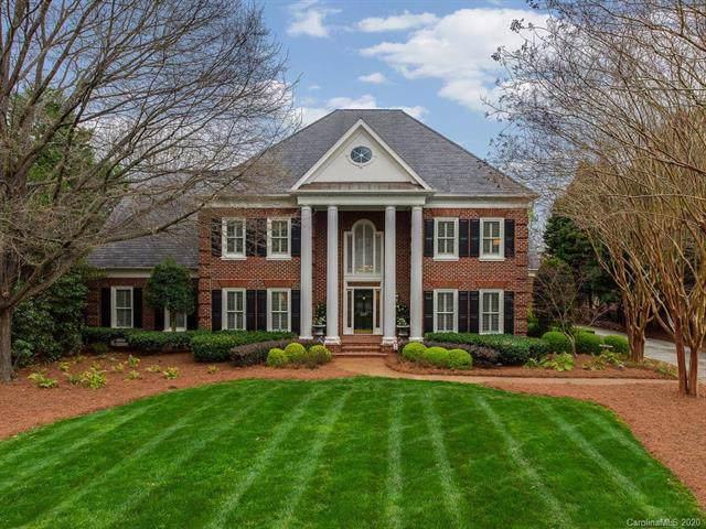 8221 Greencastle Drive, Charlotte, NC 28210 (#3581206) :: Besecker Homes Team
